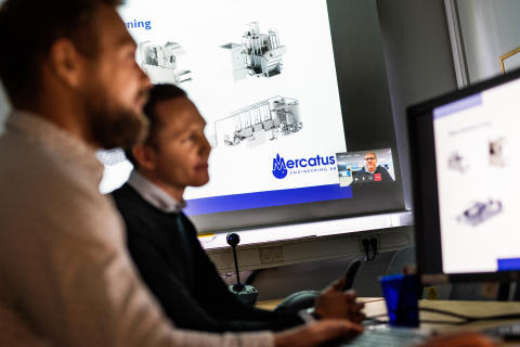 Så ska Mercatus gå stärkt ur krisen - Artikel av Teknikföretagen