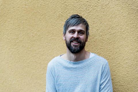 """Johannes Wätterbäck, trädgårdsprofil och känd från bloggen """"Farbror Grön"""""""