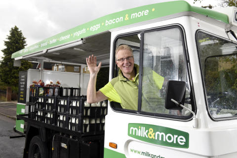 Müller Backs the British Milkman, Proposes Reversal of Hanworth Dairy Closure Plans