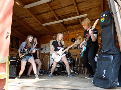 Klart för nytt Sweden Rock-kollo
