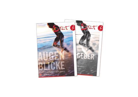 Das neue Print-Duo der Sylt Marketing Gesellschaft: Urlaubsmagazin und GGV