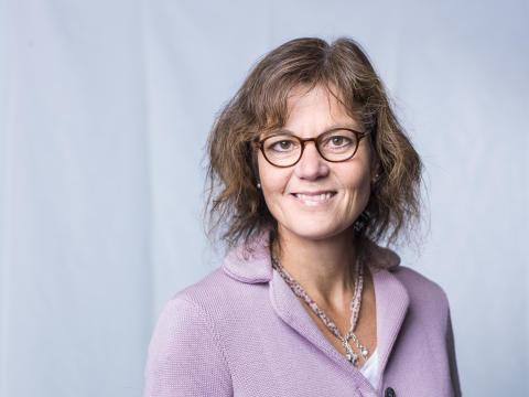 Agneta Filén, Marknadschef Umeå Energi