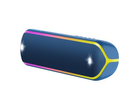 Nová řada reproduktorů EXTRA BASS™ od Sony rozproudí svým mohutným zvukem každý večírek