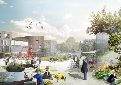 Klart för ny stadsdel i Sigtuna kommun