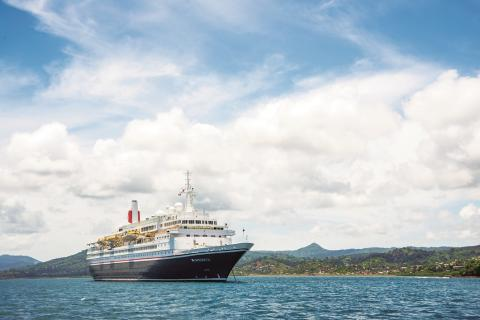 Enjoy free door-to-door transfers on a selection of exotic fly-cruises with Fred. Olsen in 2020