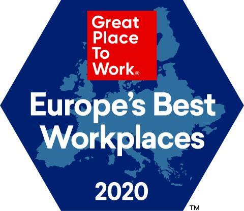 Europas bästa arbetsplats – svenska Regent