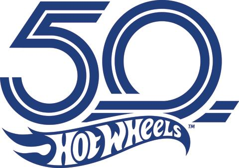 50 Jahre Hot Wheels