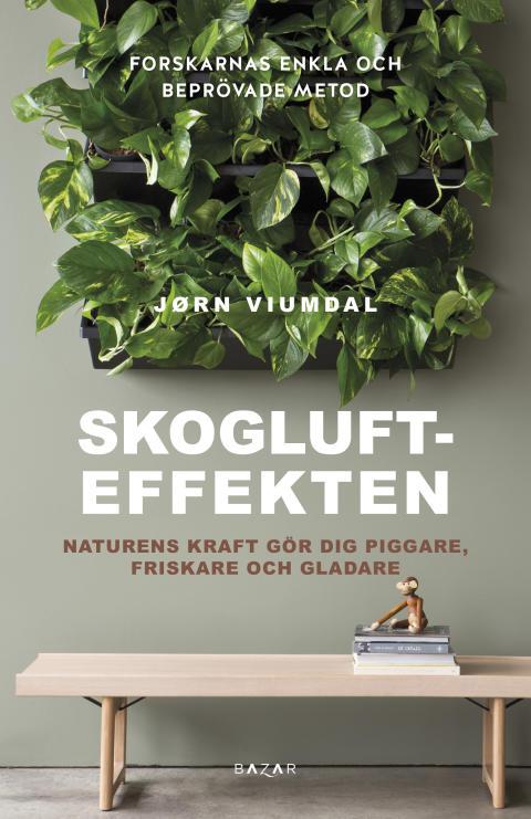 Högupplöst framsidesbild Skogluft-effekten av Jørn Viumdal