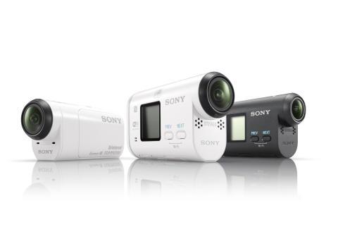 Nowa kamera Sony Action Cam Mini. Nowa perspektywa.