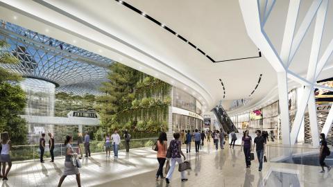 Jewel Changi Airport image 4
