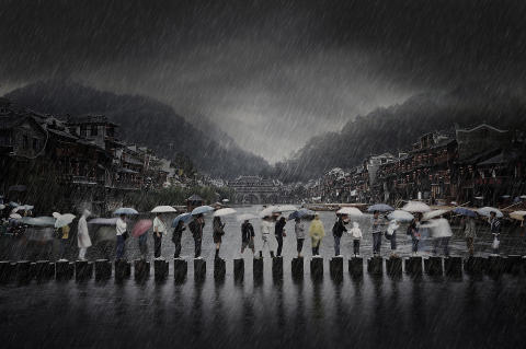 Fot. Chen-Li, Chiny, Kategoria Podróż