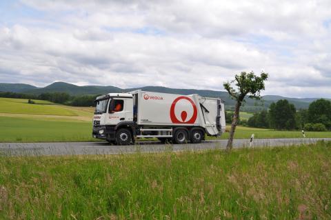 Veolia erweitert seine Dienstleistungen in München