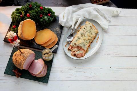 Två recept för minskat julsvinn