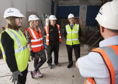 State-of-the-art facilities coming soon for STEM students