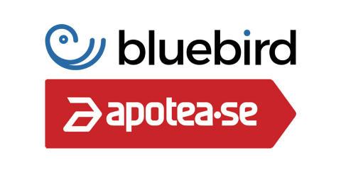 Bluebird tar Apoteas digitala närvaro till nästa nivå i ett nytt prestigefyllt uppdrag