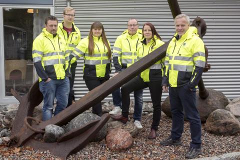 Gävle Hamn kraftsamlar inom inpassering och trafikledning