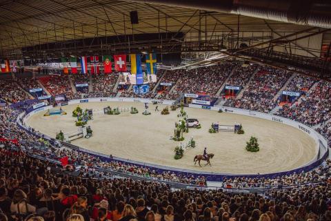 Gothenburg Horse Show 2018