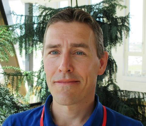 Staffan Fredlund, verksamhetskonsult inom lean och hållbarhet, Fujitsu Sweden