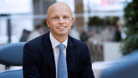 CFO Jens Lund turns 50