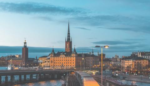 Norges infrastrukturminister: arbetet med Oslo-Stockholm har påbörjats