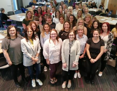 New start for over 40 early years staff at Council nurseries