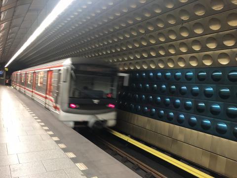 STRABAG akquiriert U-Bahn-Projekte in Prag