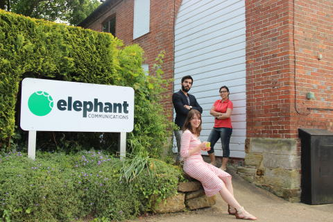 Four new joiners at elephant communications