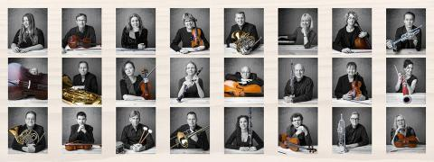 Inbjudan till presentationsdag för ny svensk orkestermusik 27 april 2018 i Jönköping