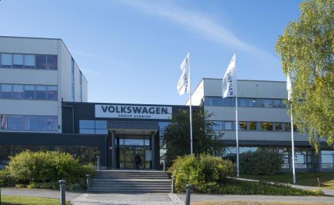 Securitas säkrar Volkswagen i Nykvarn och Södertälje