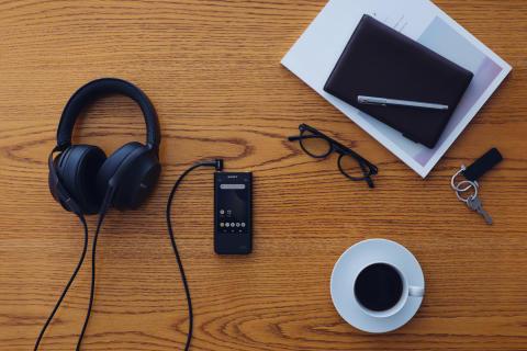 Musique multi-source  avec un son de haute qualité :  voici le nouveau Walkman  NW-ZX507 de Sony