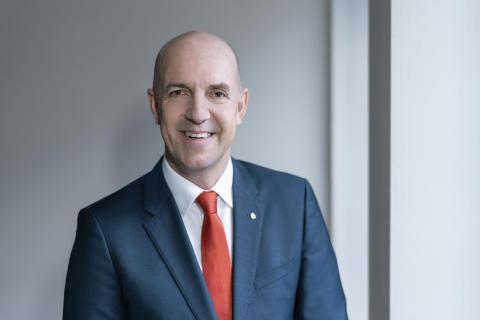 Stefan Hattenkofer, Vorstandsmitglied der Stadtsparkasse München