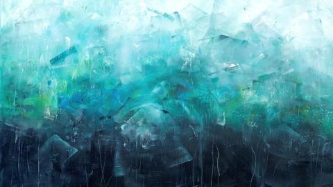 Konstutställning med känslofokus - Maria Nahlin ställer ut på Galleri Ulfsunda