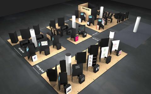 Ny Startup-Lounge på verdens ledende retailmesse