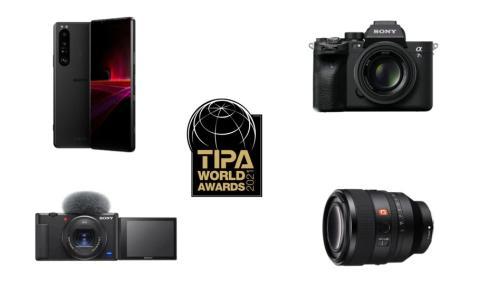 Η Sony γνωρίζει επιτυχία στα Βραβεία TIPA 2021 με την πολύ-αναμενόμενη νίκη στη κατηγορία «Best Full Frame Professional Camera» για την Sony Alpha 1