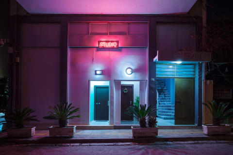Diego Mayon, Studio_03