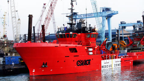 C vessels delayed by new regulations and changes