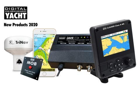 Digital Yacht 2020 Price List & New Products