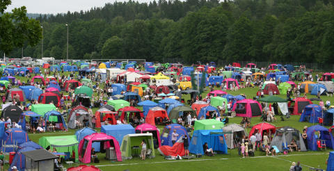 4500 hundar av 350 raser intar Borås 2-3 juli