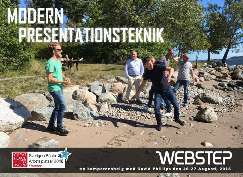 Modern Presentationsteknik