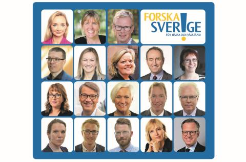 Artificiell intelligens som verktyg för hälsa – hur långt har vi kommit i Sverige och vilka möjligheter finns? Forska!Sverige-dagen 2018