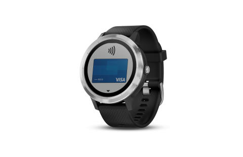 Visa_Garmin Smartwatch