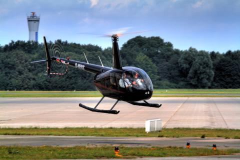 Helicopter Rundflug©Hanseatic Helicopter Service