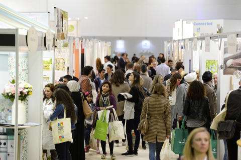 New beauty innovations at Natural & Organic Products Europe 2016