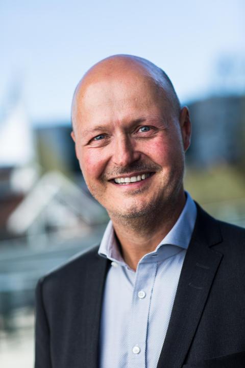 Kjetil Bakke Eriksen CEO Webstep høyoppløst