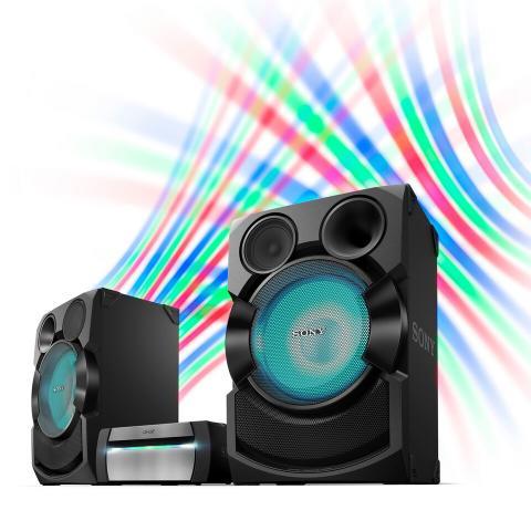 Απογειώστε το πάρτι σας με τα νέα συστήματα Ήχου Υψηλής Ισχύος από τη Sony