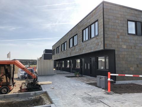 Scandi Byg er i gang med at opføre 52 Svanemærkede ejerboliger: Gaardhaverne i Høje-Taastrup
