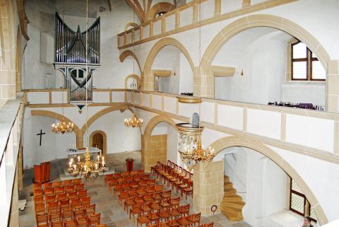 Schlosskapelle Torgau - Festwoche der Kirchenmusik