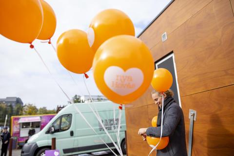 Höstfest i Nya Hovås 2019