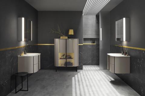 Lavo 2.0 von burgbad: Schmuck-Stück für das Badezimmer