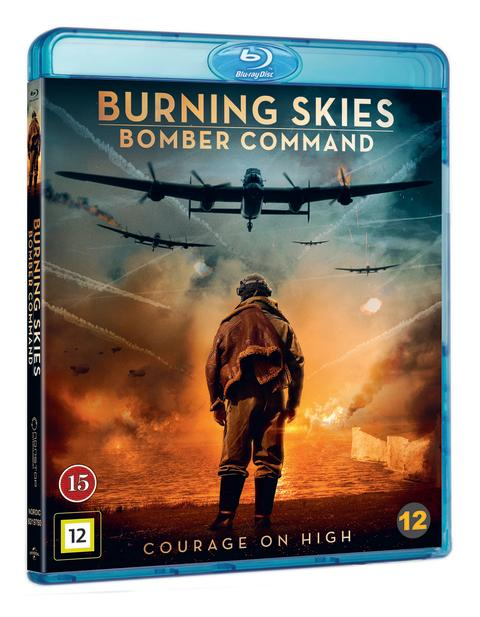 Burning Skies: Bomber Command, Blu-ray